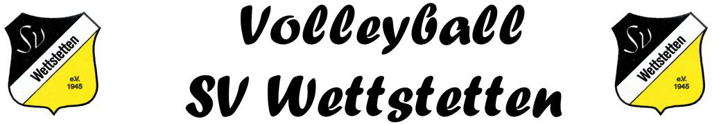 Volleyball Wettstetten
